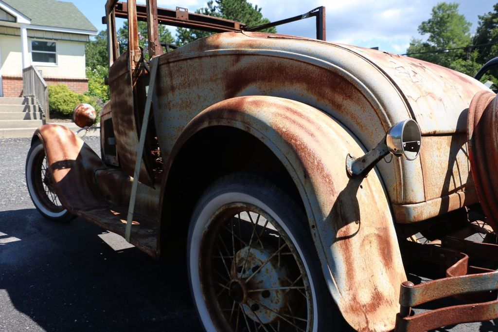 1929 Ford Model A Sport Coupe Project - 15440553 - 15