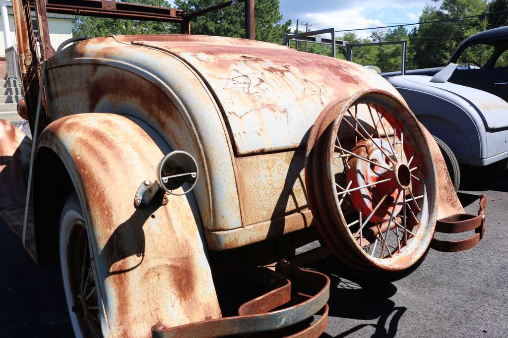 1929 Ford Model A Sport Coupe Project - 15440553 - 16