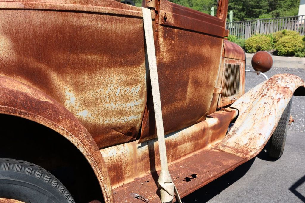 1929 Ford Model A Sport Coupe Project - 15440553 - 20
