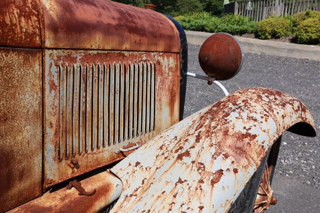 1929 Ford Model A Sport Coupe Project - 15440553 - 22