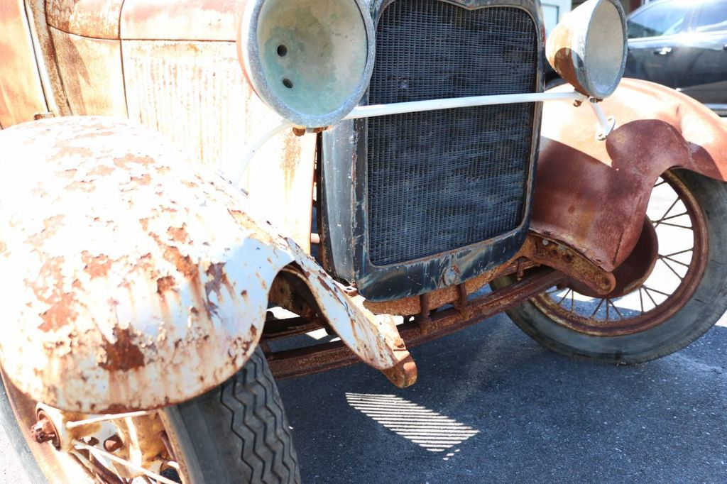 1929 Ford Model A Sport Coupe Project - 15440553 - 26