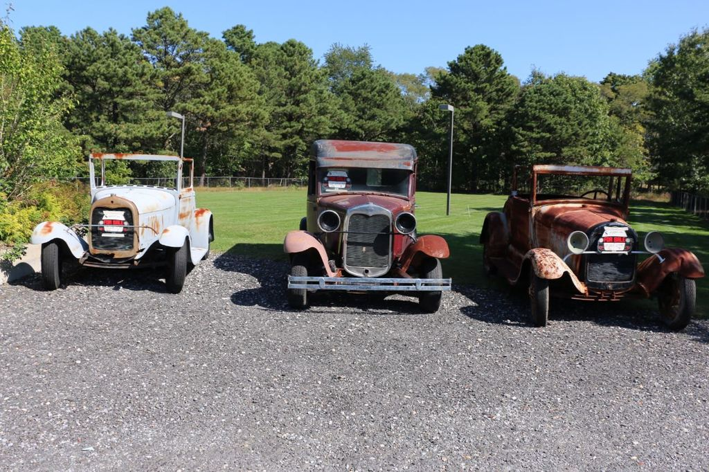 1929 Ford Model A Sport Coupe Project - 15440553 - 2