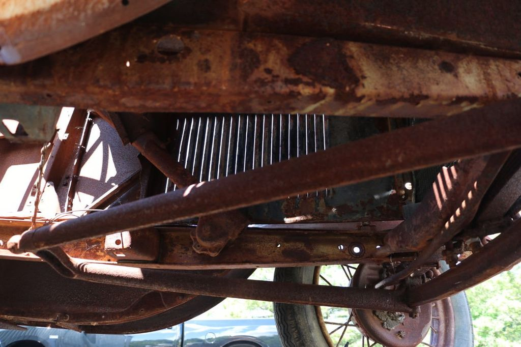 1929 Ford Model A Sport Coupe Project - 15440553 - 47