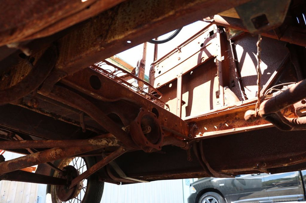 1929 Ford Model A Sport Coupe Project - 15440553 - 48