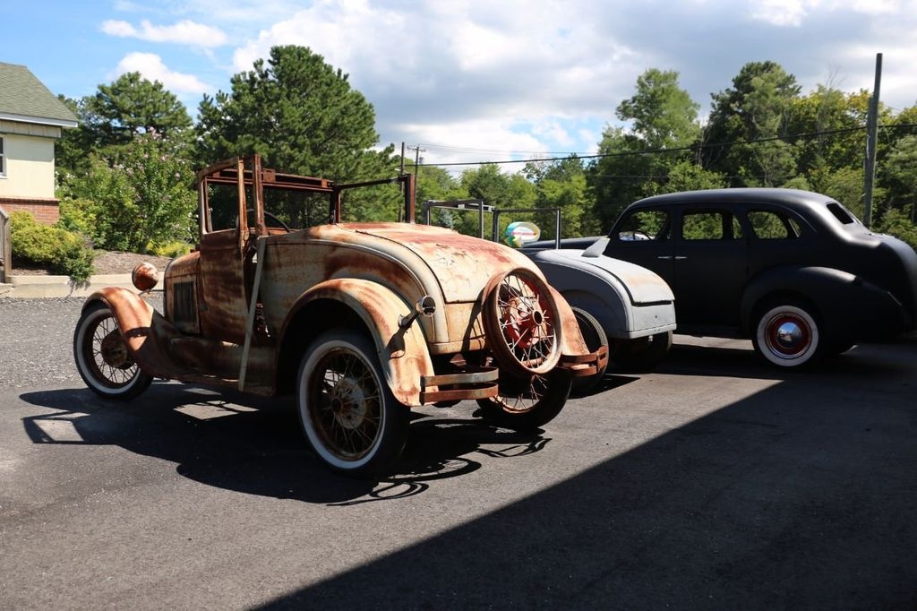 1929 Ford Model A Sport Coupe Project - 15440553 - 5