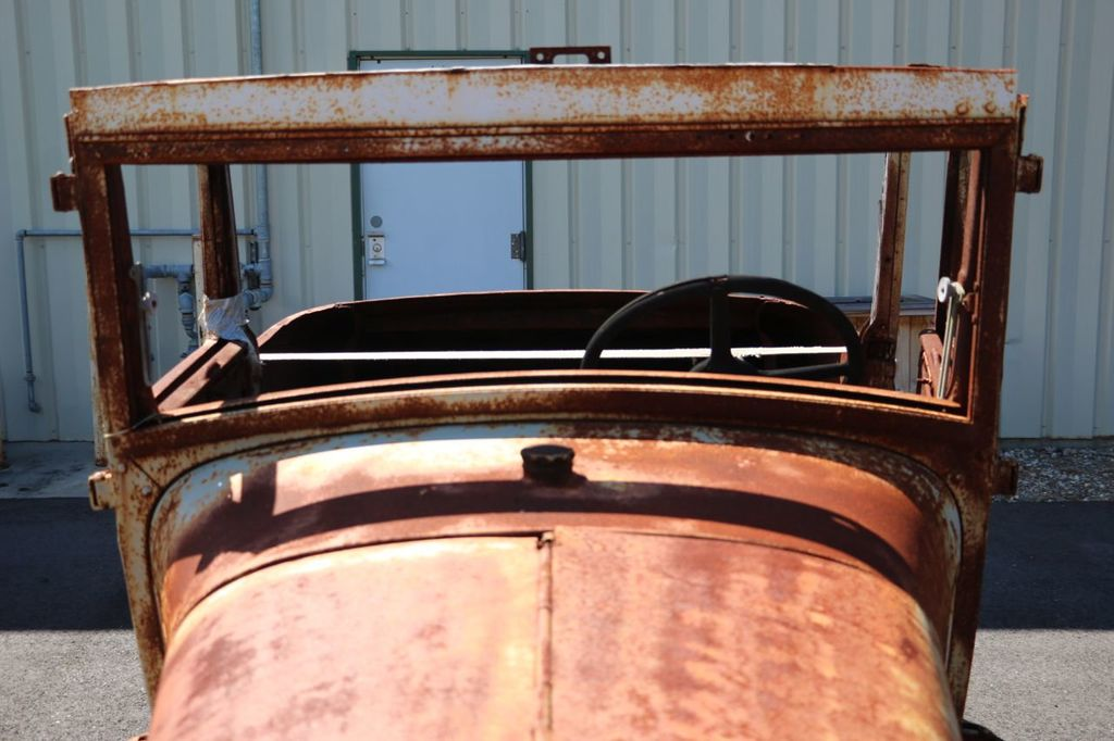 1929 Ford Model A Sport Coupe Project - 15440553 - 63