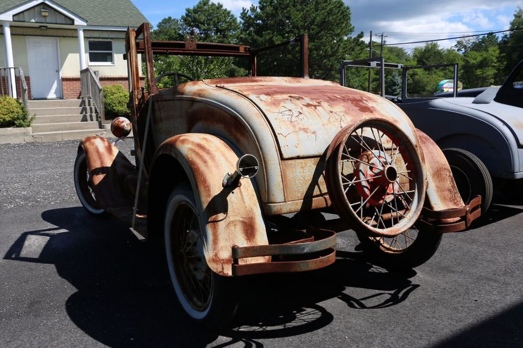 1929 Ford Model A Sport Coupe Project - 15440553 - 6