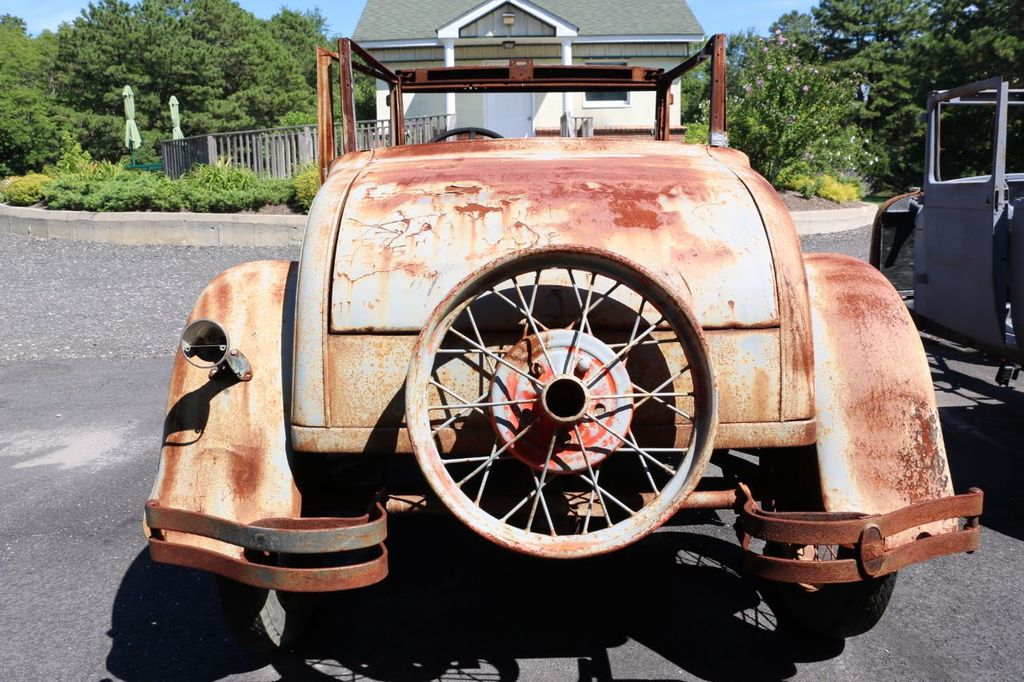 1929 Ford Model A Sport Coupe Project - 15440553 - 7