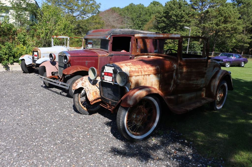 1929 Ford Model A Sport Coupe Project - 15441106 - 1