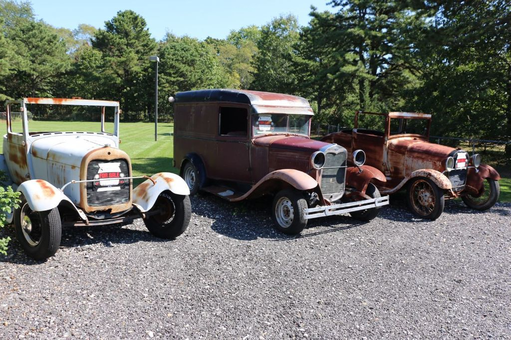 1929 Ford Model A Sport Coupe Project - 15441106 - 3