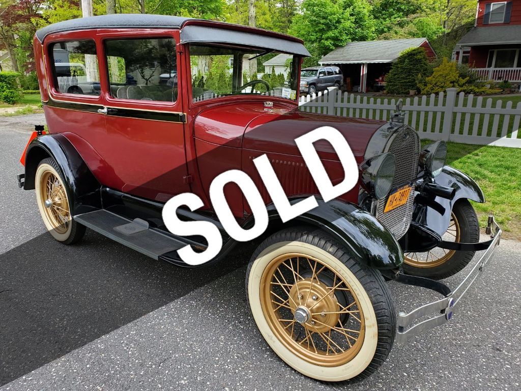 1929 Used Ford Model A Tudor At Webe Autos Serving Long Island