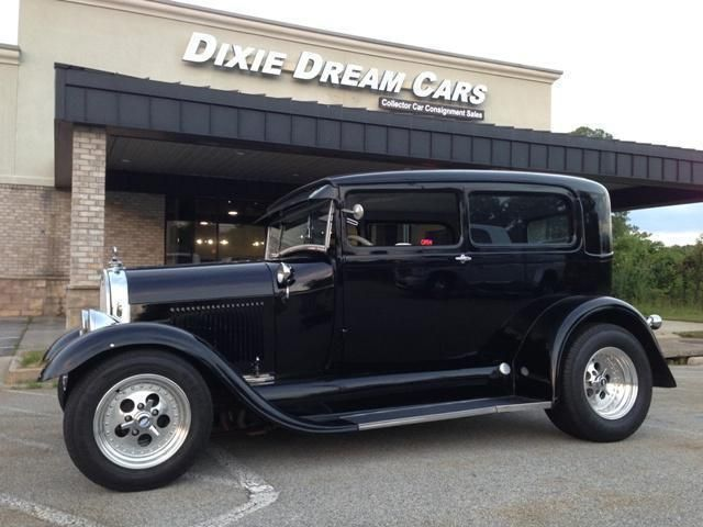 1929 Ford Model A Tudor Sedan SOLD - 12202000 - 0