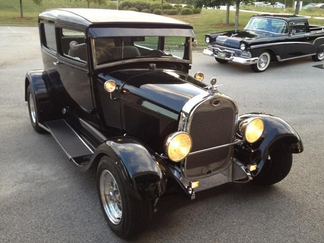 1929 Ford Model A Tudor Sedan SOLD - 12202000 - 22