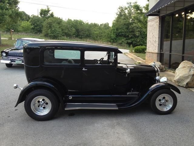 1929 Ford Model A Tudor Sedan SOLD - 12202000 - 4
