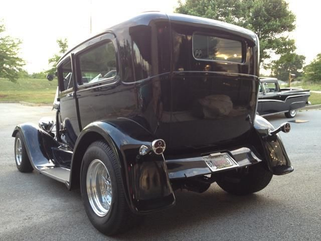 1929 Ford Model A Tudor Sedan SOLD - 12202000 - 66