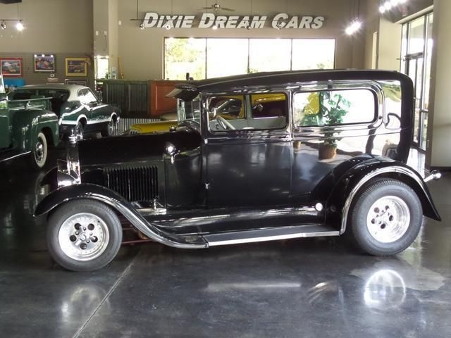 1929 Ford Model A Tudor Sedan SOLD - 12202000 - 69