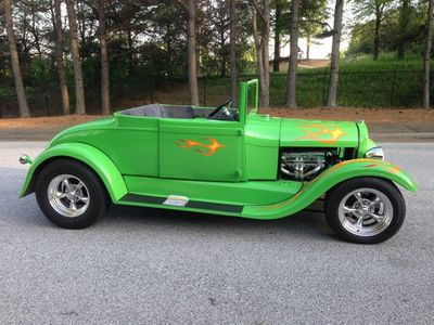 1929 Ford Roadster Henry Steel Body Roadster - Click to see full-size photo viewer