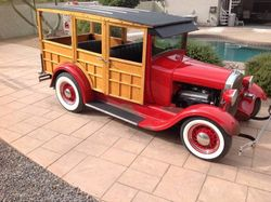 1929 Ford Woody Wagon - 6959559605