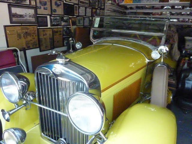 1929 Lincoln Model L by Designer Locke  - 16519887 - 12