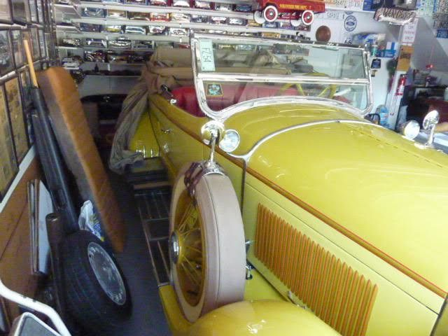 1929 Lincoln Model L by Designer Locke  - 16519887 - 13