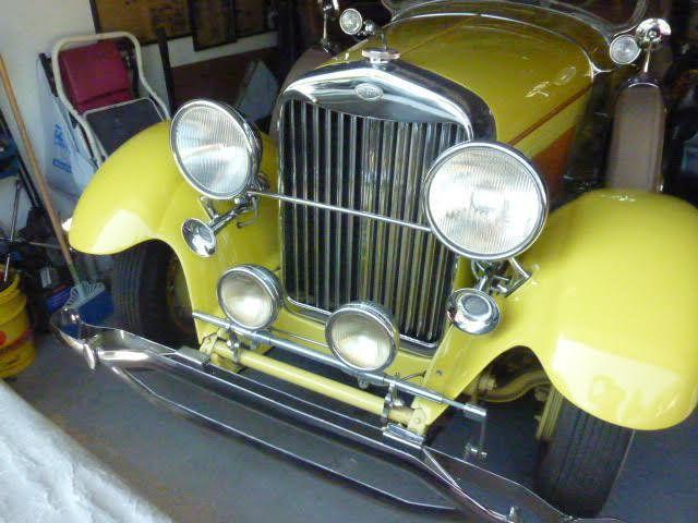 1929 Lincoln Model L by Designer Locke  - 16519887 - 14