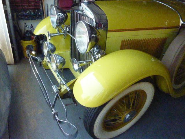 1929 Lincoln Model L by Designer Locke  - 16519887 - 15