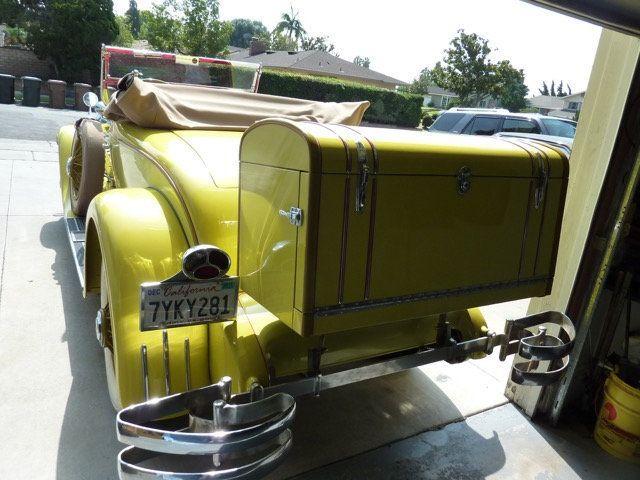 1929 Lincoln Model L by Designer Locke  - 16519887 - 16