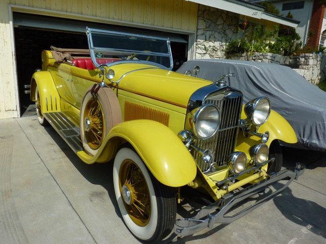 1929 Lincoln Model L by Designer Locke  - 16519887 - 1
