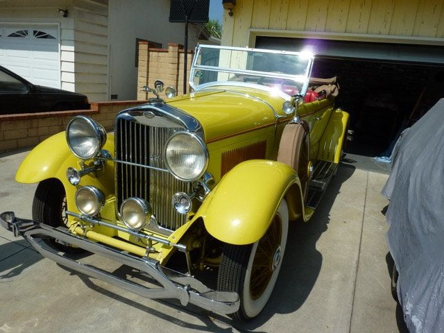 1929 Lincoln Model L by Designer Locke  - 16519887 - 2
