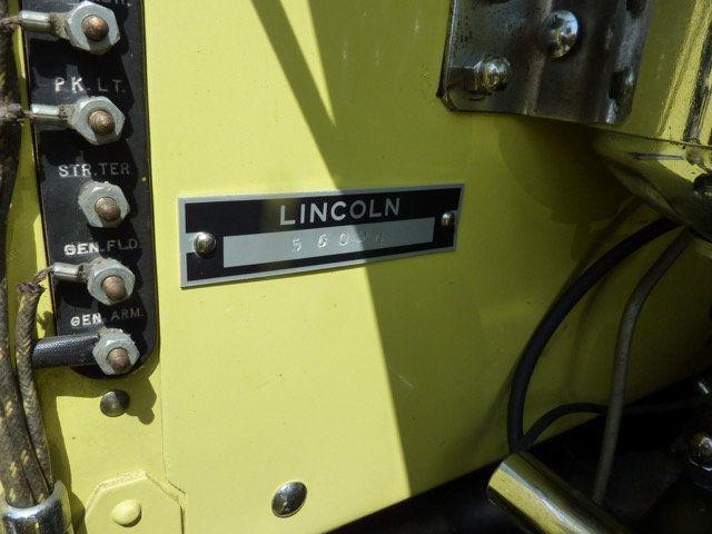 1929 Lincoln Model L by Designer Locke  - 16519887 - 37