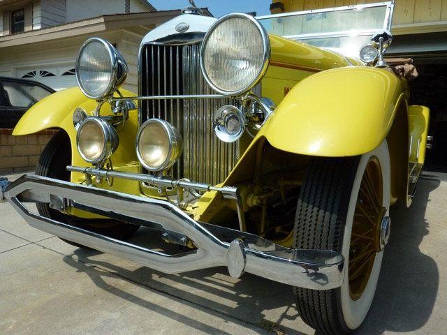 1929 Lincoln Model L by Designer Locke  - 16519887 - 7
