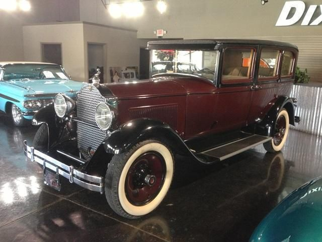 1929 Packard Standard Eight SOLD - 11677119 - 1