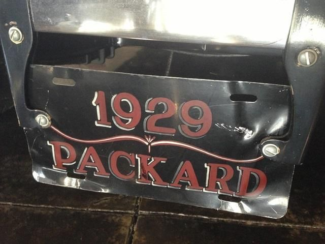 1929 Packard Standard Eight SOLD - 11677119 - 29