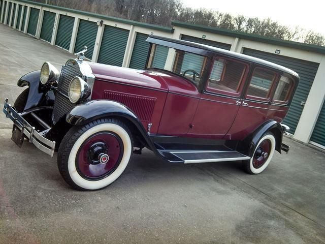 1929 Packard Standard Eight SOLD - 11677119 - 4