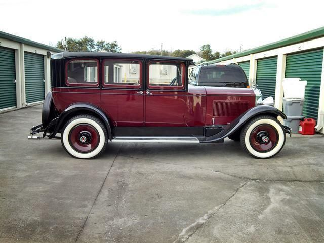 1929 Packard Standard Eight SOLD - 11677119 - 6