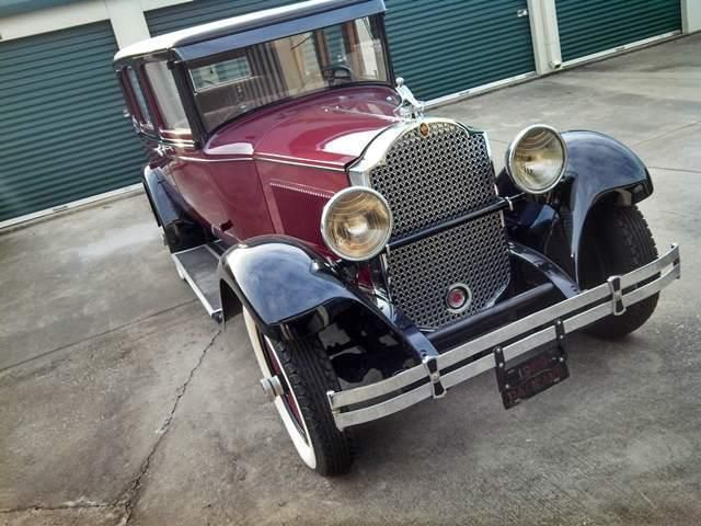 1929 Packard Standard Eight SOLD - 11677119 - 7