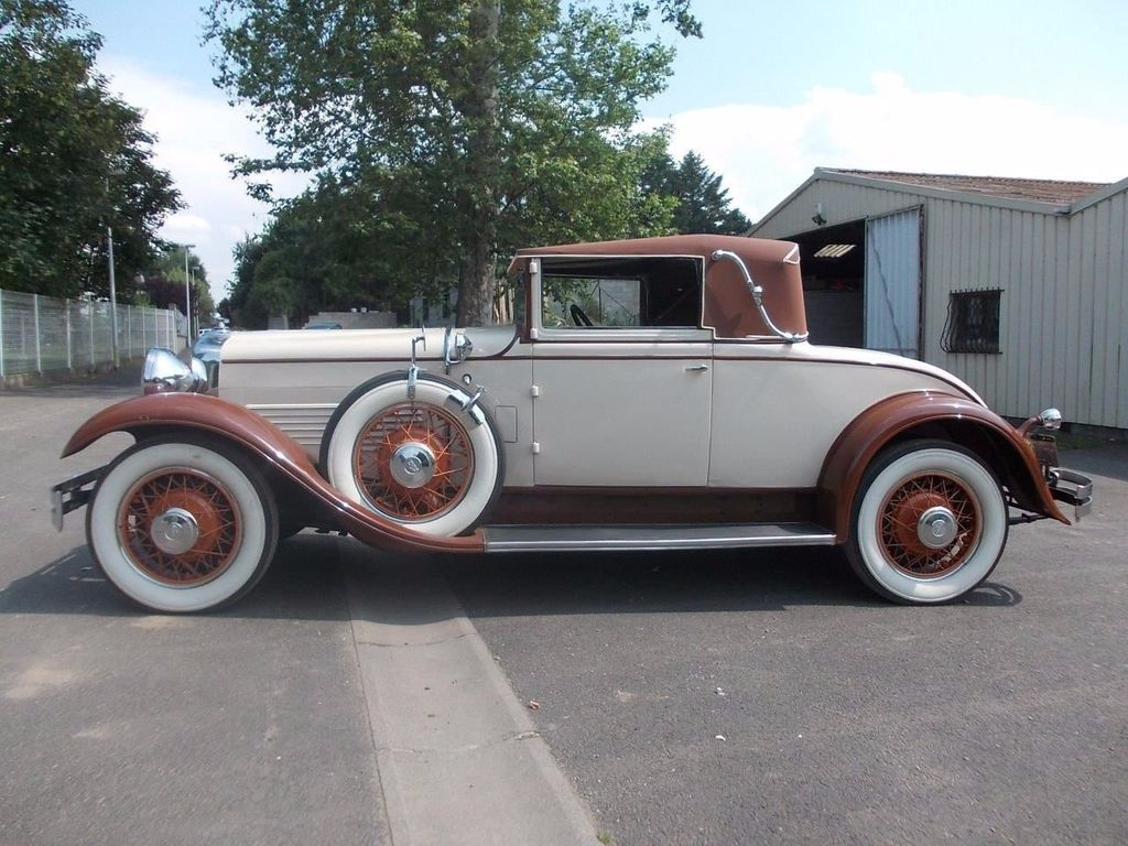 1929 Stutz Model M Cabriolet For Sale - 16498230 - 9