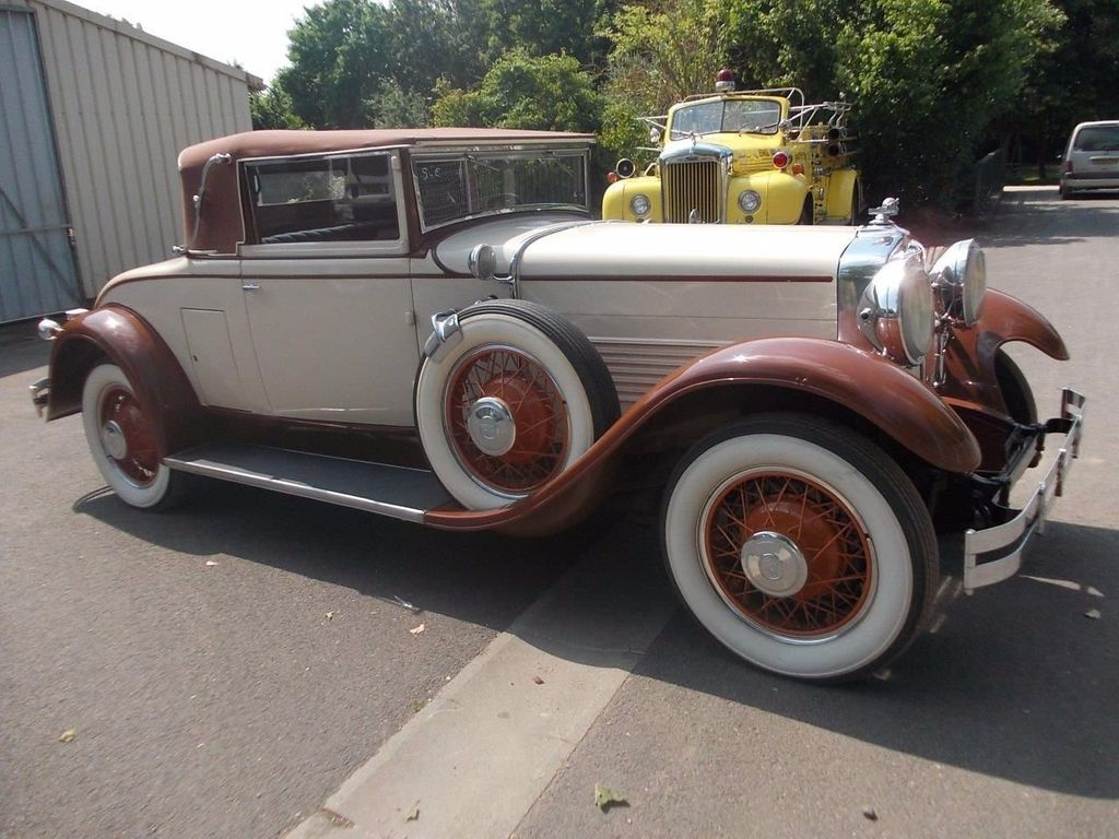 1929 Stutz Model M Cabriolet For Sale - 16498230 - 10