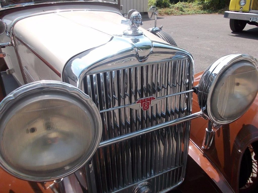 1929 Stutz Model M Cabriolet For Sale - 16498230 - 16