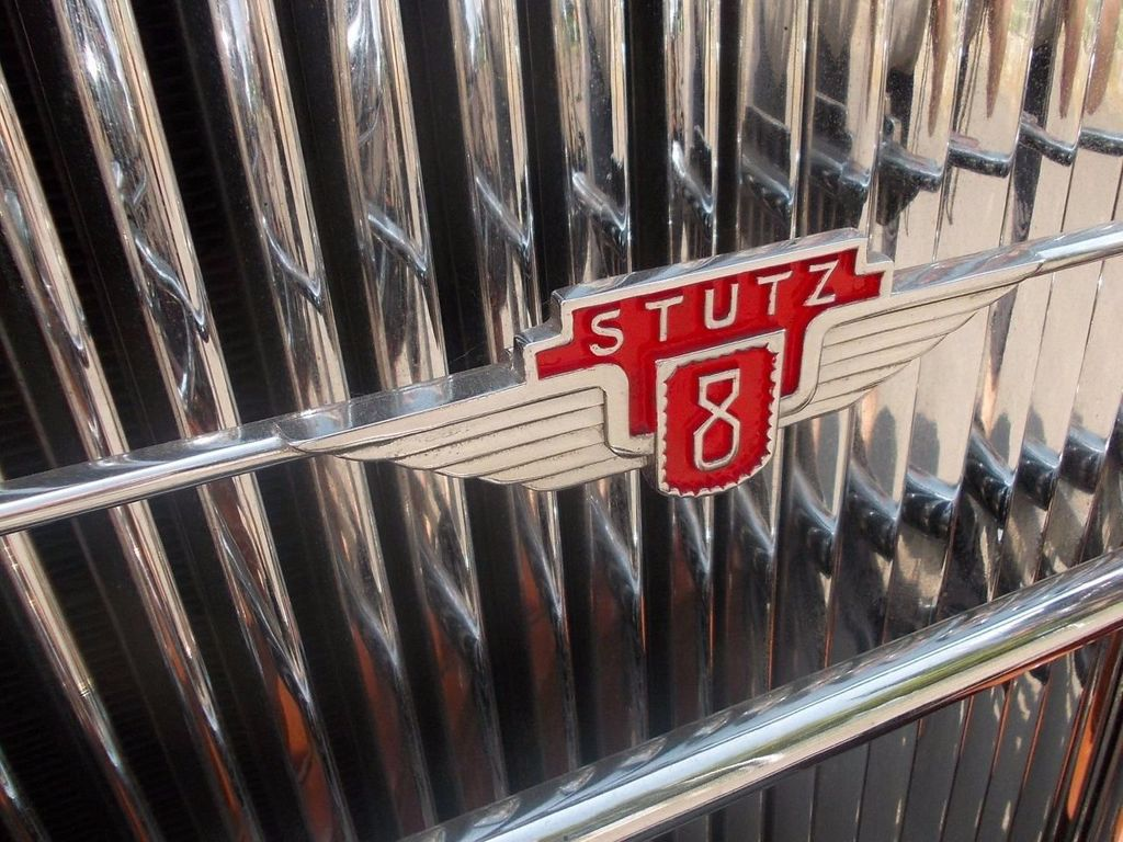 1929 Stutz Model M Cabriolet For Sale - 16498230 - 17