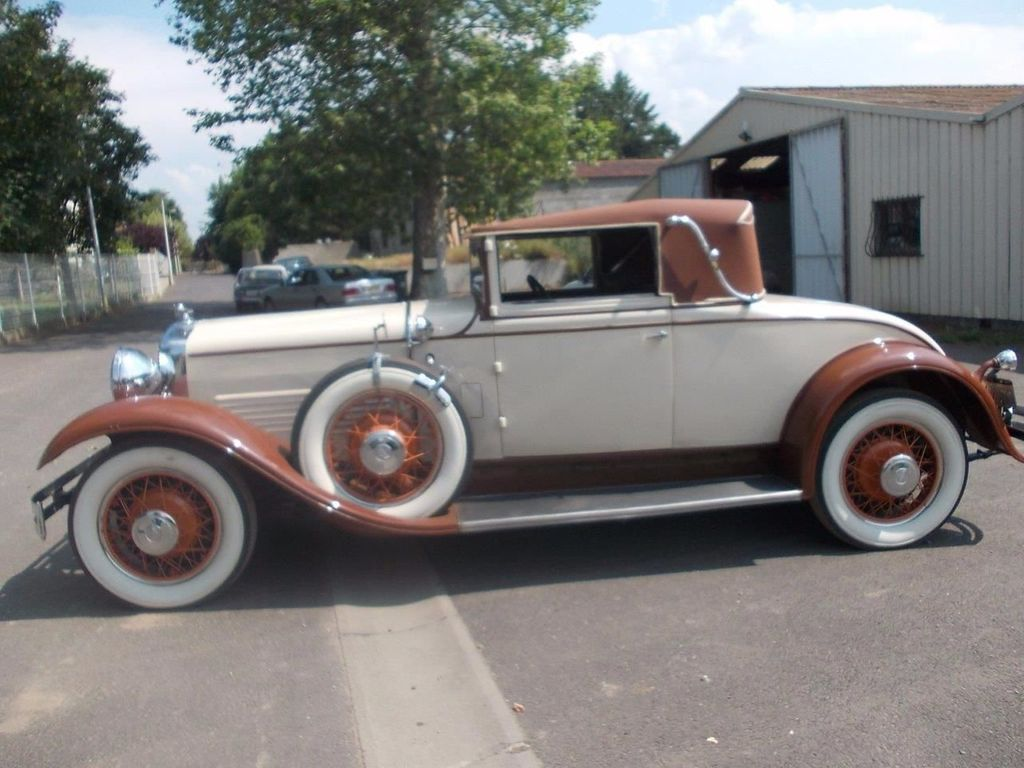 1929 Stutz Model M Cabriolet For Sale - 16498230 - 1