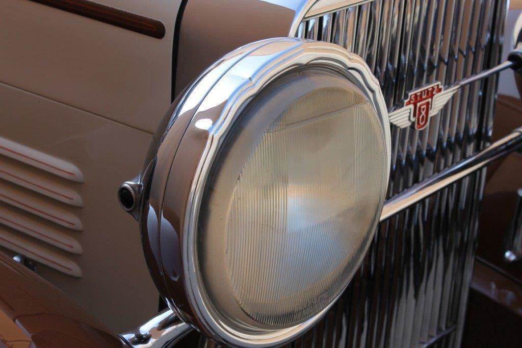 1929 Stutz Model M Cabriolet For Sale - 16498230 - 19