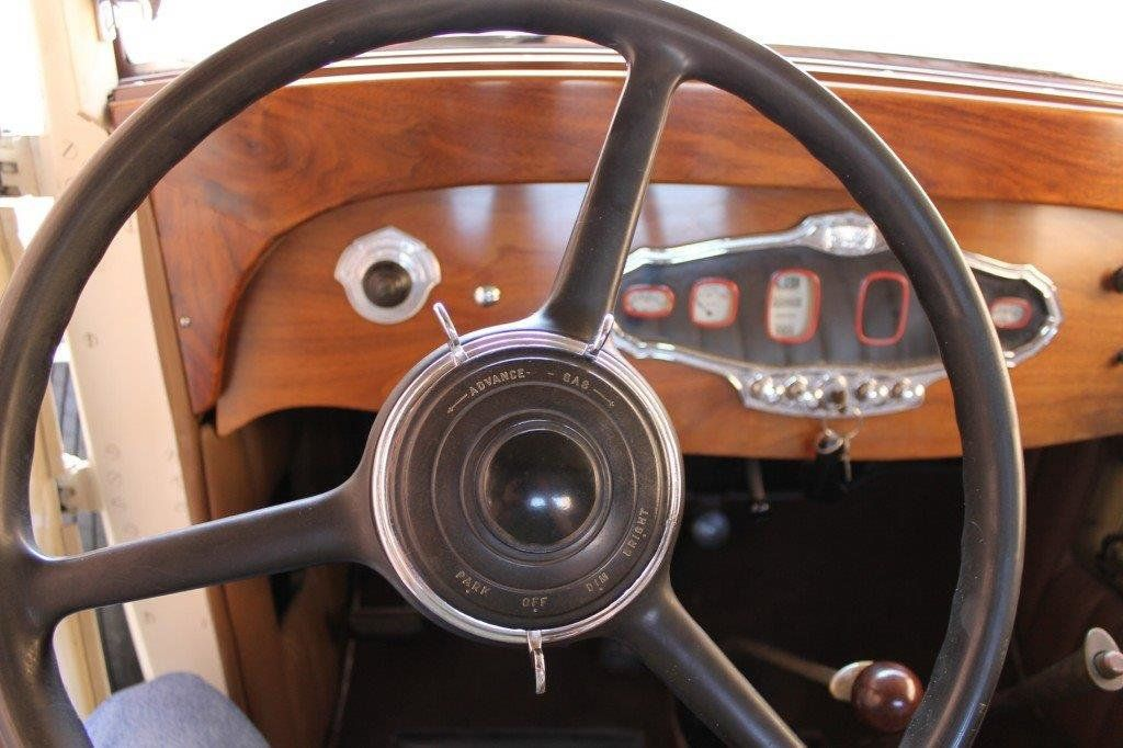 1929 Stutz Model M Cabriolet For Sale - 16498230 - 25