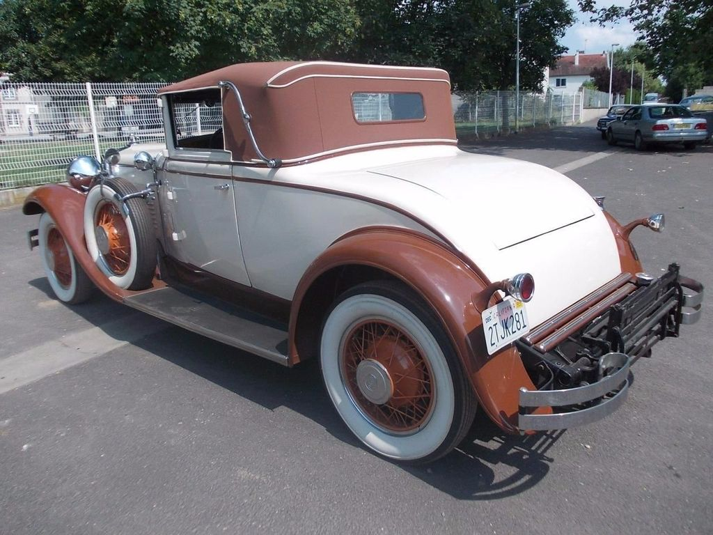 1929 Stutz Model M Cabriolet For Sale - 16498230 - 2
