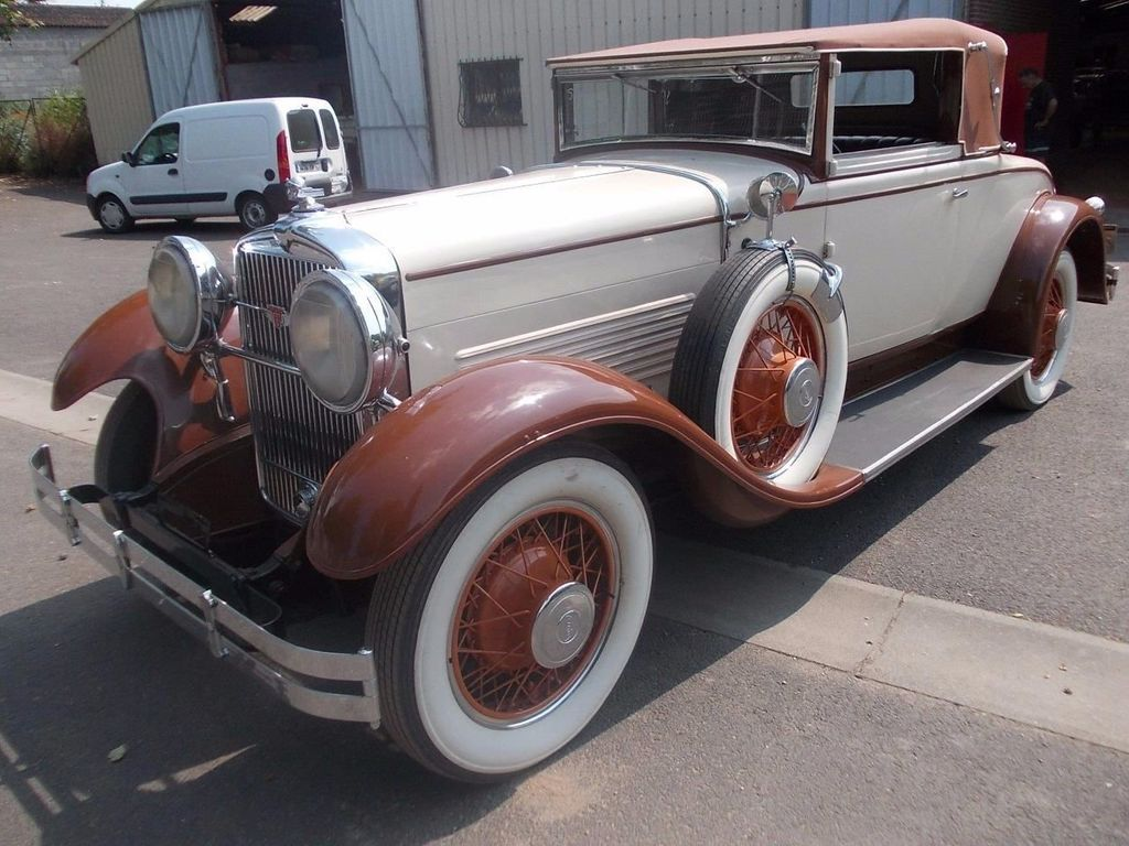 1929 Stutz Model M Cabriolet For Sale - 16498230 - 3