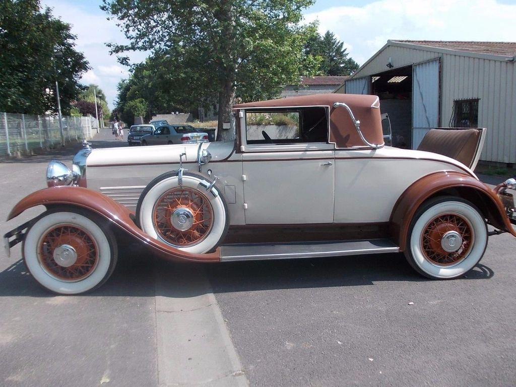 1929 Stutz Model M Cabriolet For Sale - 16498230 - 4