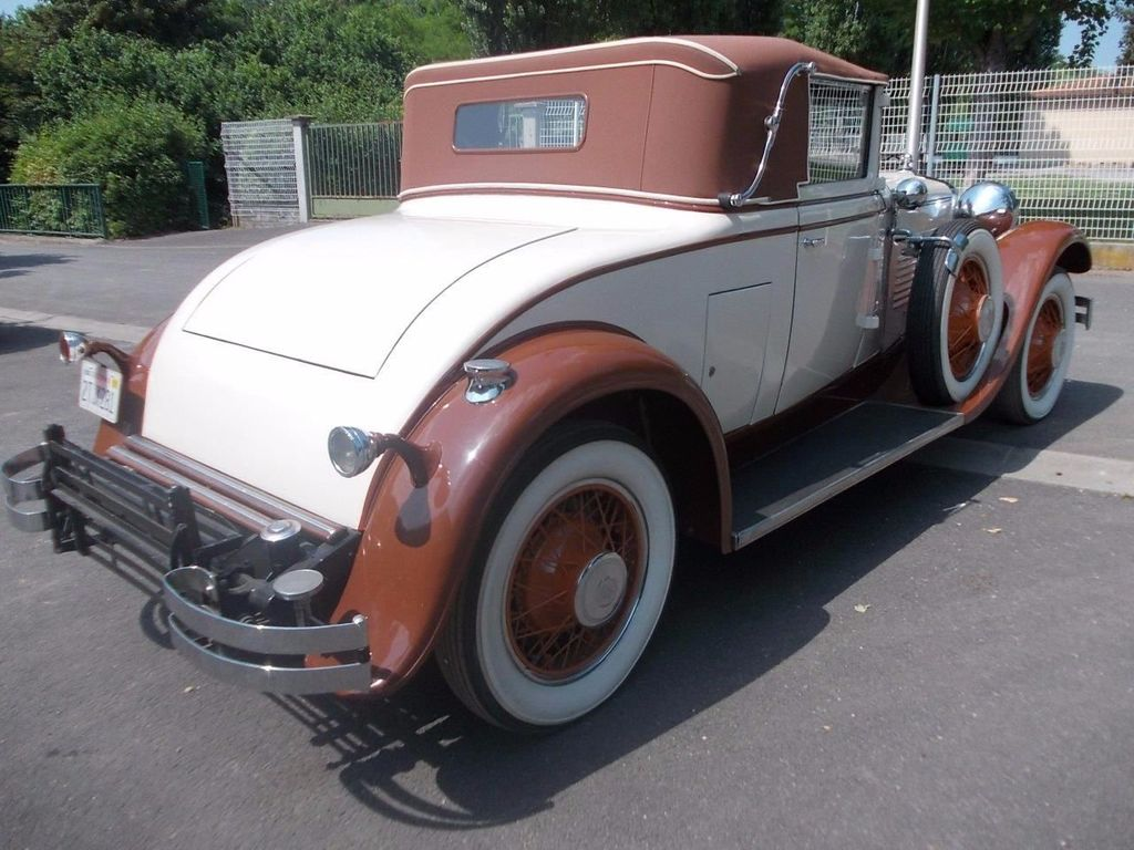 1929 Stutz Model M Cabriolet For Sale - 16498230 - 8