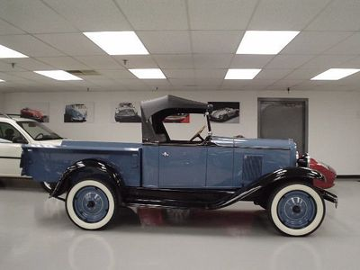1930 Chevrolet ROADSTER DELIVERY