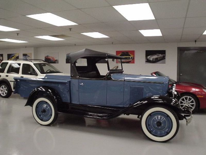 1930 Chevrolet ROADSTER DELIVERY PICKUP - 1992421 - 1