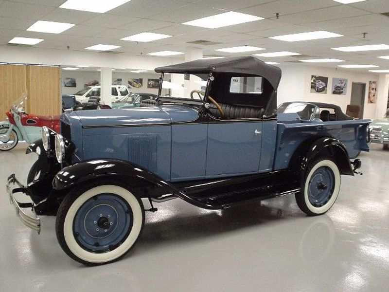 1930 Chevrolet ROADSTER DELIVERY PICKUP - 1992421 - 2